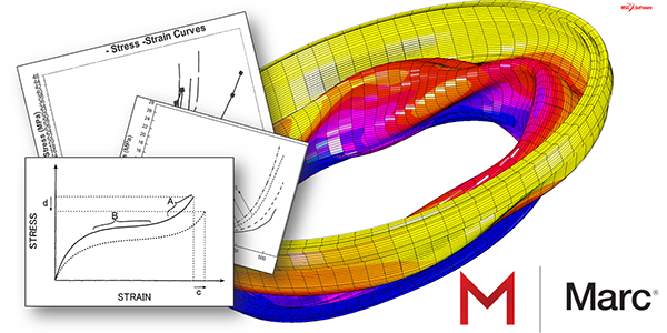 Using experimental material data? Tip of the month!